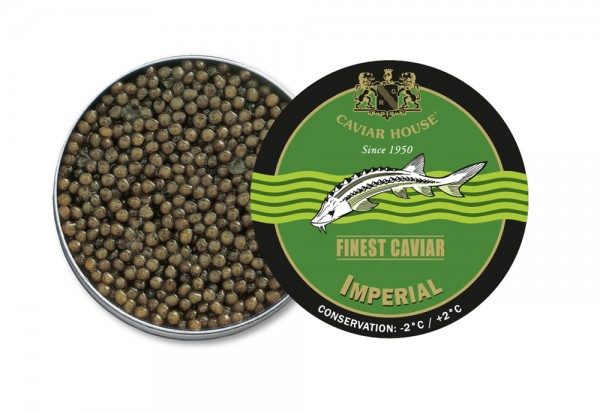 Finest Caviar Imperial - Boite sous vide