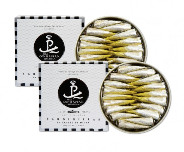 Sardines espagnoles épicées