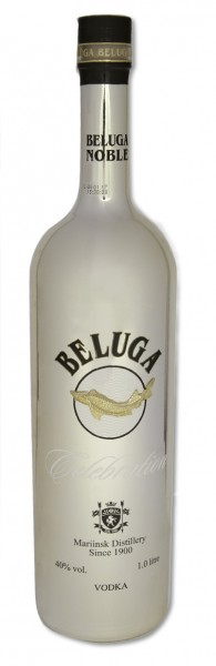 Vodka Beluga Celebration