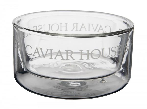 Service à caviar