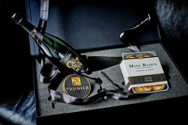 "Gift box ""Caviar Experience"""