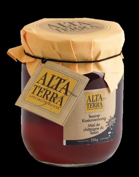 Miel de Châtaigne du Tessin - Alta Terra