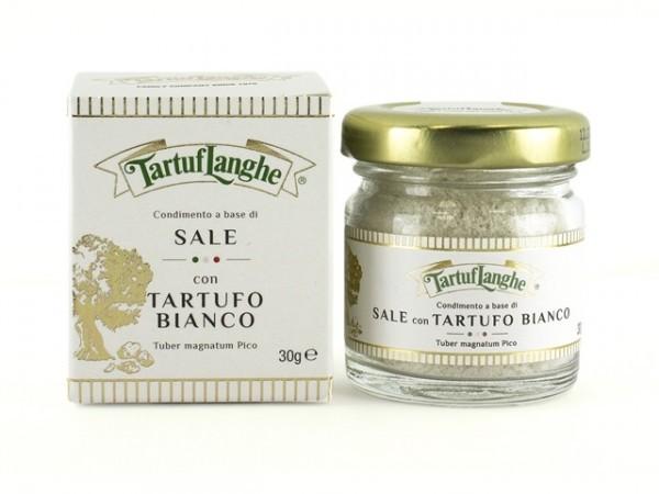 Sel Guérande truffe blanche