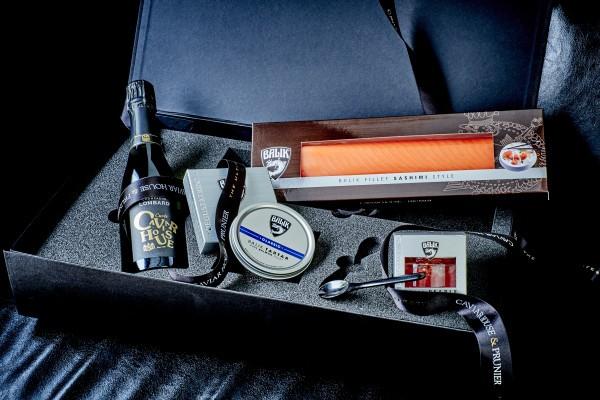 "Gift box ""Sashimi Experience"""