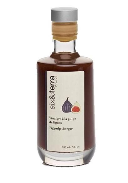 Vinaigre à la pulpe de figues
