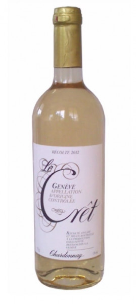 Chardonnay de Choully 2017 - Le Crêt