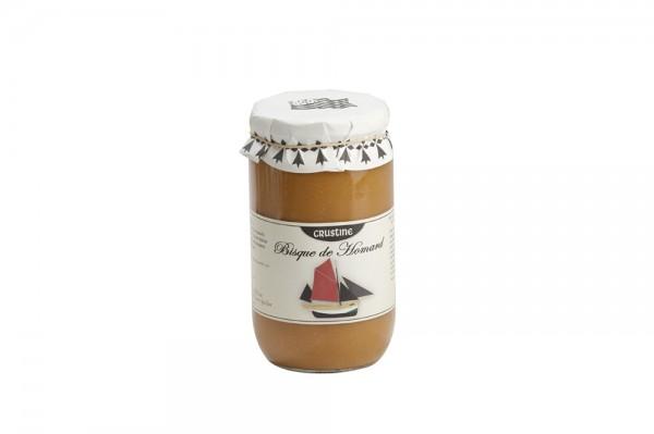 Bisque de homard au cognac