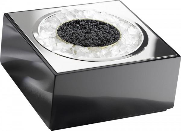"""Service à caviar """"Blackline"""" de Robbe & Berking"""