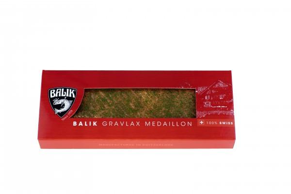 Balik Gravlax Medaillon - 100% Suisse