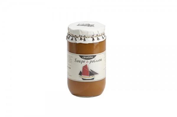 Soupe de poisson bretonne