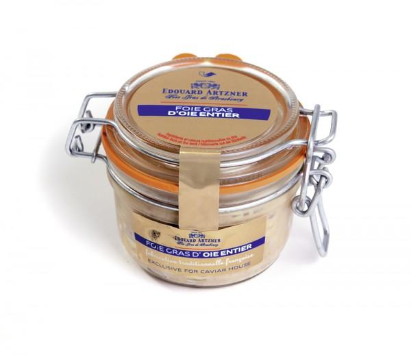 """Foie gras d'oie entier """"nature"""""""