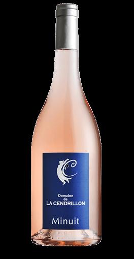 """Rosé """"Minuit"""" du Domaine de la Cendrillon - Corbières"""