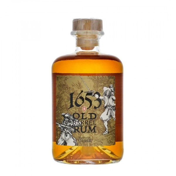 1653 Rhum Old Barrel - Studer