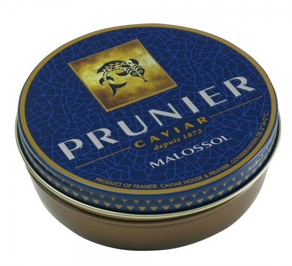 Prunier Malossol - Boîte sous vide