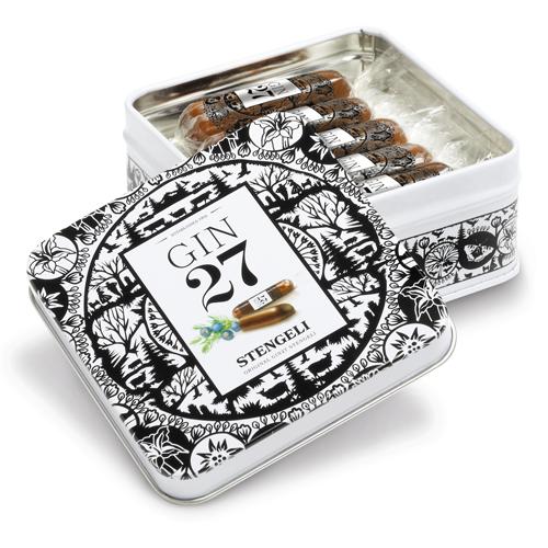Bâtons chocolat Gin 27