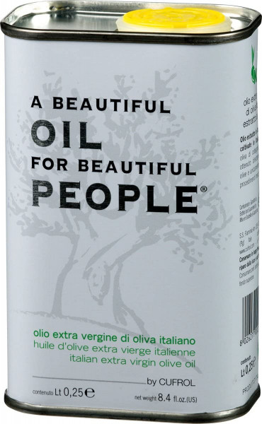 Beautiful oil for beautiful people