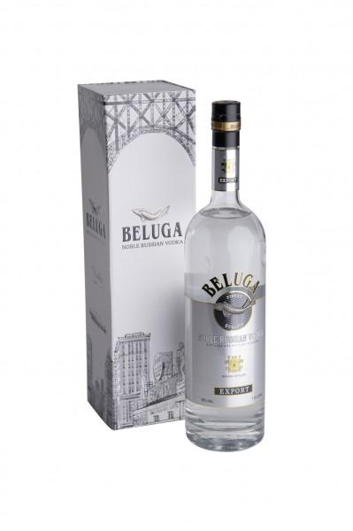 Vodka Beluga Classic
