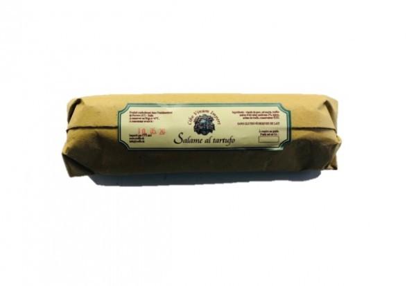 Salami aux truffes