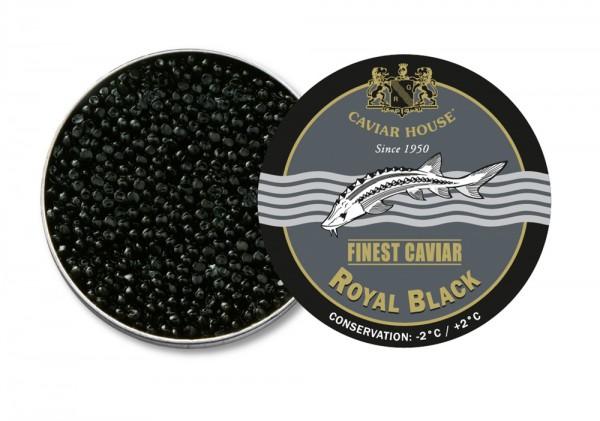 Finest Caviar Royal Black - Boite sous vide