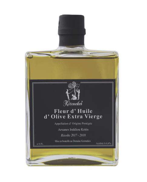 Fleur d'huile d'olive Extra Vierge